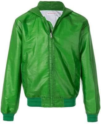 Walter Van Beirendonck hooded jacket