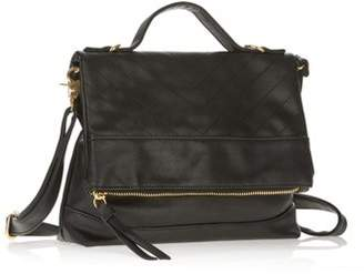 Metallic Sky Perfect Handbag Foldover Crossbody