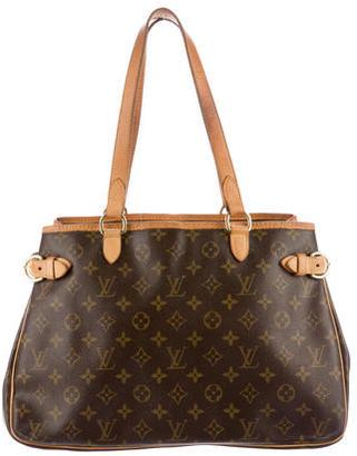 Louis Vuitton Monogram Horizontal Batignolles Bag $625 thestylecure.com
