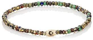 Luis Morais Men's Rondelle Bracelet