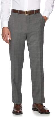 Chaps Men's Classic-Fit Wool-Blend Performance Suit Pants