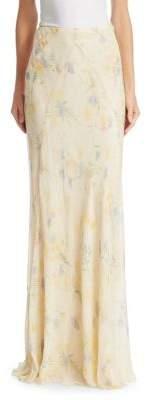 Ralph Lauren Collection Jacqueline Wildflower Skirt