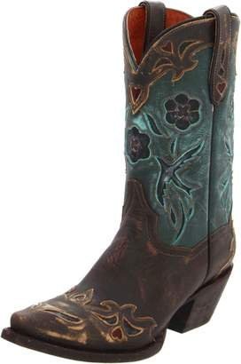 Dan Post Women's Blue Bird Boot 10 B - Medium