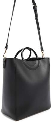 Forever 21 Faux Leather Tote