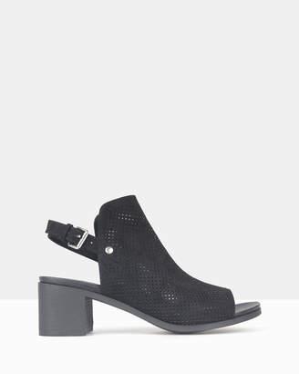 betts Reminder Block Heel Shoe Booties