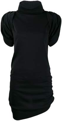 Vivienne Westwood turtle neck mini dress
