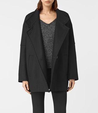 Meade Nesi Coat $530 thestylecure.com