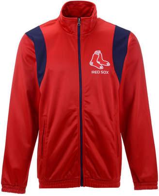G-iii Sports Men Boston Red Sox Clutch Track Jacket