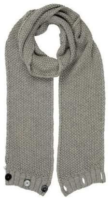 Emilio Pucci Oversize Wool Scarf