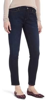 Mavi Jeans Alexa Straight Leg Jeans (Deep Brushed Tribeca)