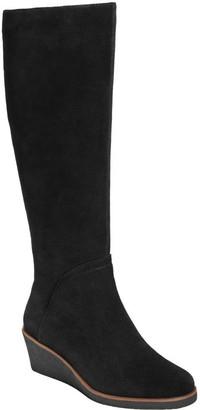 62213b8b95357 Aerosoles Black Knee High Women's Boots - ShopStyle