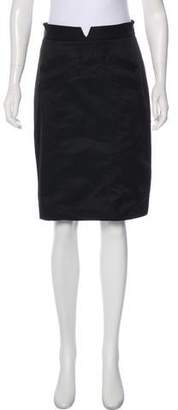 Alvin Valley Knee-Length Pencil Skirt