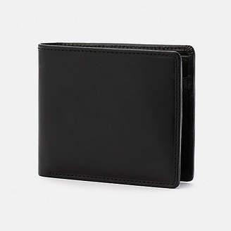 Comme Ca Ism (コムサイズム) - [COMME CA ISM (雑貨)] 定番デザインの本革2つ折り財布(9520WZ03)
