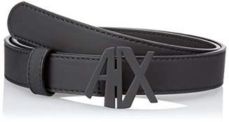 Armani Exchange A|X Women's Colored Buckle Belt