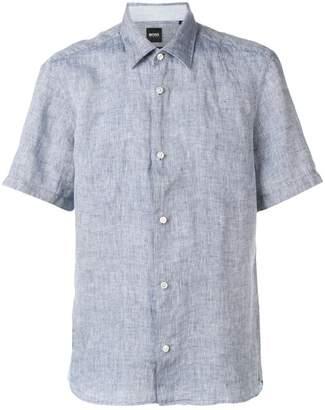 5a9107277 HUGO BOSS Linen Men's Shirts - ShopStyle
