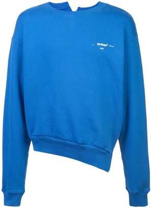 Off-White Life Itself sweatshirt
