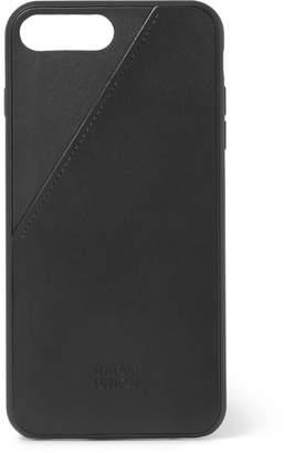 Native Union Clic Card Leather Iphone 7 Plus And 8 Plus Case