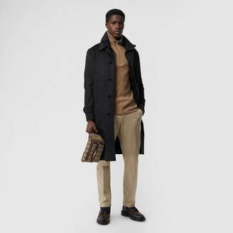 Burberry Wool Cashmere Car Coat with Detachable Gilet