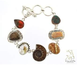 Fossil CDO Stone Bracelet