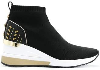 MICHAEL Michael Kors high platform sneakers