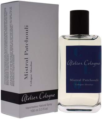 Atelier Cologne Absolue Spray, Mistral Patchouli, 3.3 Ounce, U-4709