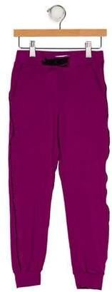 Little Marc Jacobs Girls' Two Pockets Sweatpants