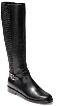 Cole Haan Leela Grand. OS Knee-High Riding Boots