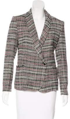 Etoile Isabel Marant Patterned Knit Jacket