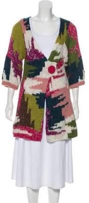Emilio Pucci Cashmere Knit Cardigan