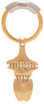 Chloé - Femininities Single Earring - Womens - Gold