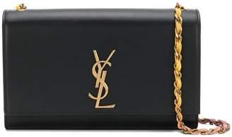 Saint Laurent front logo classy crossbody bag