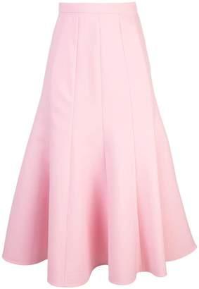 Oscar de la Renta flared skirt