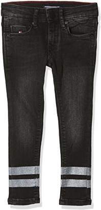 Tommy Hilfiger Girl's Nora Rr Skinny Bsgst Jeans,(Size: 14)