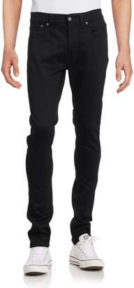 Nudie Jeans Lean Dean Dry Cold Black Jeans