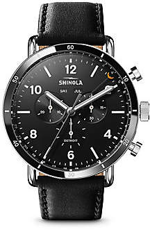 Shinola The Canfield Sport Chronograph Calendar Watch
