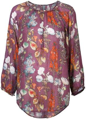 Raquel Allegra loose fit blouse