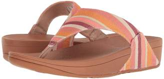 FitFlop Lulu Toe Thong Sandals Women's Shoes