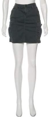 G Star Trooper Mini Skirt