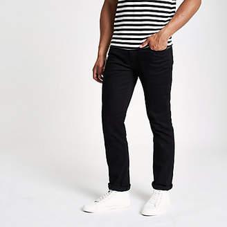 Levi's Mens 511 Black slim fit jeans
