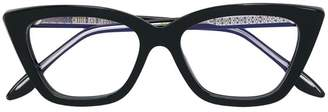 Cutler & Gross Cateye frame