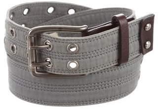 Marni Canvas Waist Belt