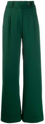Societe Anonyme high-waisted trousers