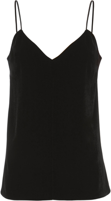 Cushnie et Ochs Velvet Front Camisole $695 thestylecure.com