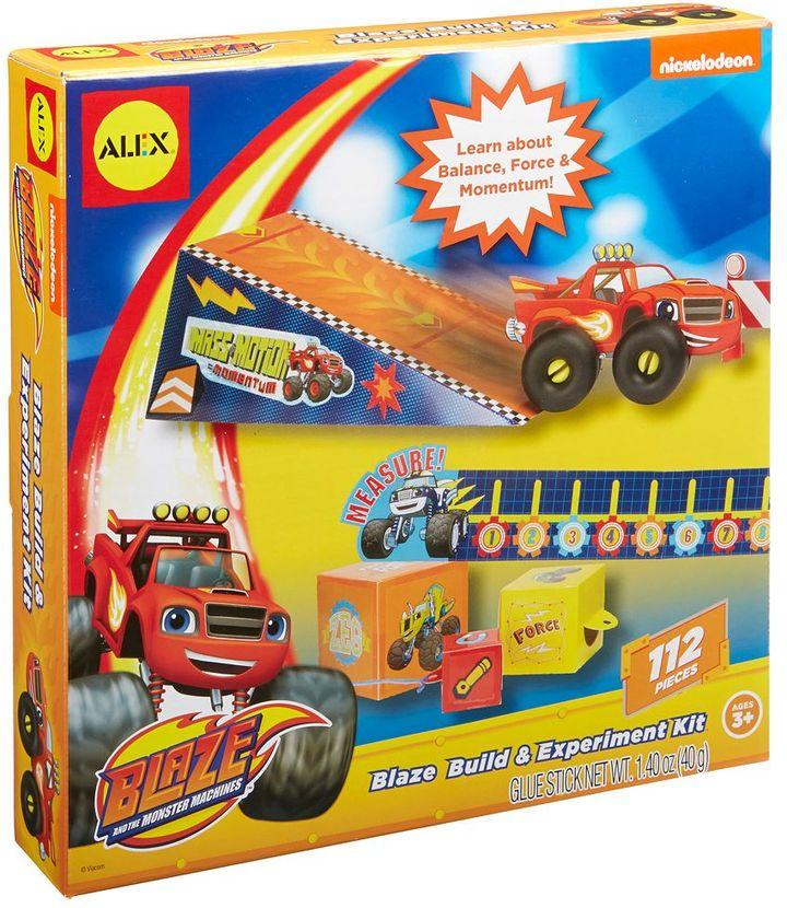 Alex Blaze & the Monster Machines Build & Experiment Kit by ALEX Toys