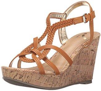 Report Women's CITRINE Flat Sandal $8.83 thestylecure.com