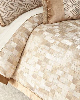 Dian Austin Couture Home Seville Queen Duvet with Flange