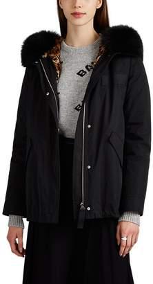 Yves Salomon Army by Women's 3-In-1 Fur-Trimmed & -Lined Tech-Twill Down Coat