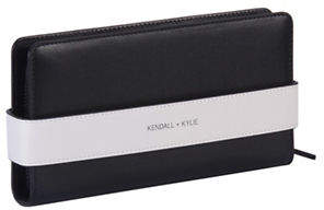 KENDALL + KYLIE Rosie Black Leather Wallet