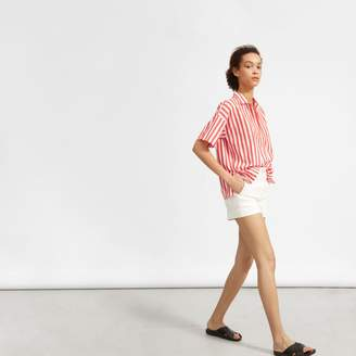 Everlane The Cotton Short-Sleeve Popover Shirt