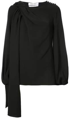 Prabal Gurung Stevie Twist blouse